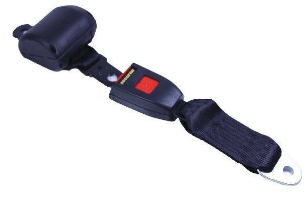 Securon Retractable Lap Belt - Fits any Vehicle - BA 187A