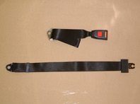 Series 2/2A/3 Lap Seat Belt Kit