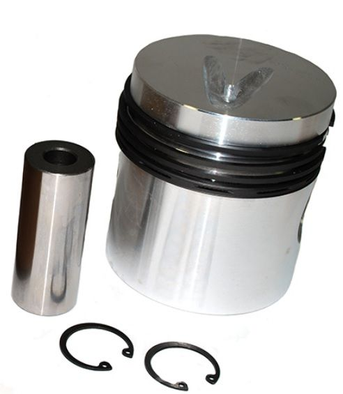 Series 2/2A/3 Piston With Rings - Diesel