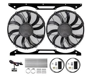 Series 3 V8 Electric Fan Conversion Kit - DA8964
