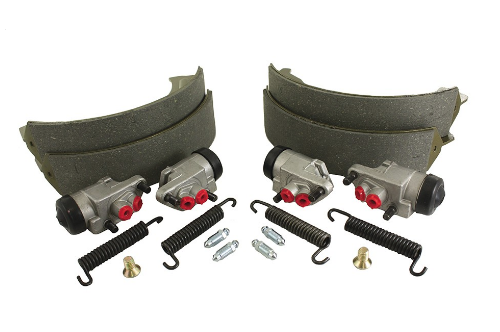 Series Land Rovers Complete Brake Overhaul Kit - SWB from 1980