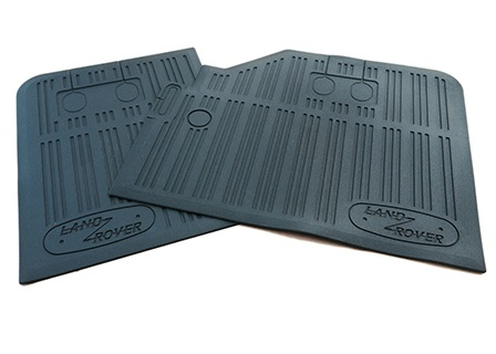 "Series One 80"" - Front Floor Mats"
