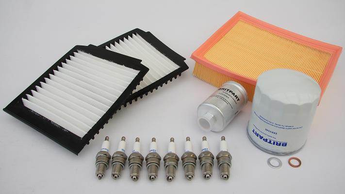 Service Kit P38 Range Rover 4.0/4.6 from VIN TA346794 to VA376579 & from WA385949 on - DA6026