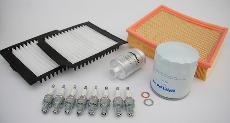 Service Kit P38 Range Rover 4.0 / 4.6 to VIN TA346793 and from WA376580 to WA385948 - DA6025