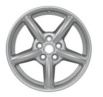Silver ZU Alloy Wheel - 8 x 16