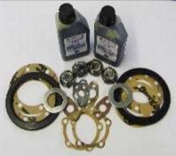 Swivel Service Kit Discovery 1 NON ABS 1992 - 1995