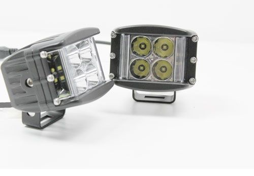Terrafirma Compact 8 LED Spot Lights - Pair