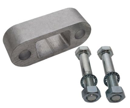 Towball Spacer Block Kit - 1.5""