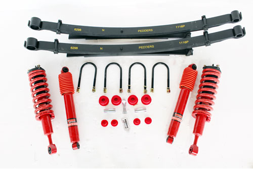 "Toyota Hilux Terrafirma 1 ½"" (40mm) Lift Kit - TF5040"