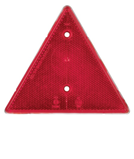 Trailer Triangle Plain (2x)