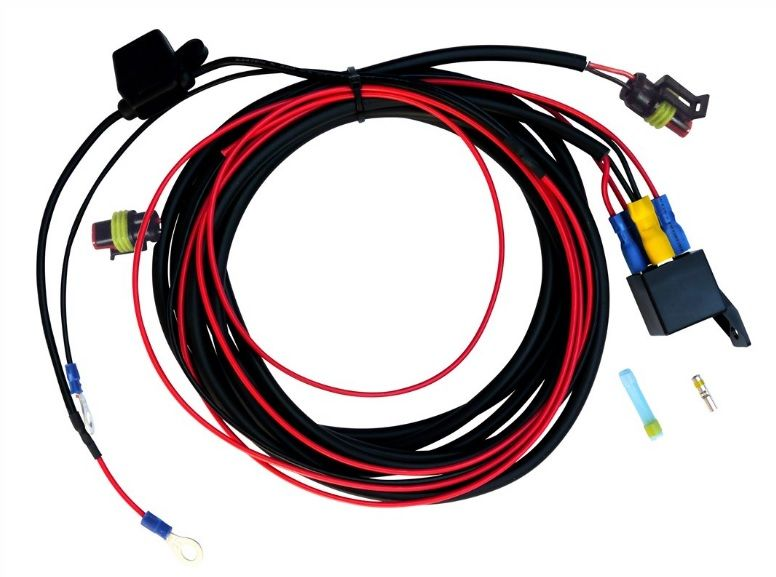 Two Lamp Wiring Harness - DA1692