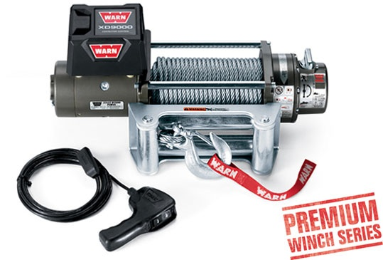 WARN XD9000 WINCH 12V CE - 88500