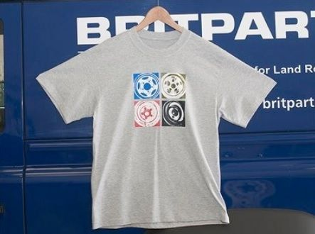 Wheels T-Shirt