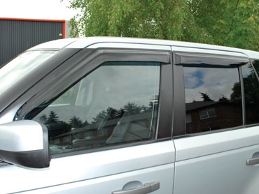 Wind deflector kit - Front & rear 4 piece kit - Range Rover Sport - DA6076