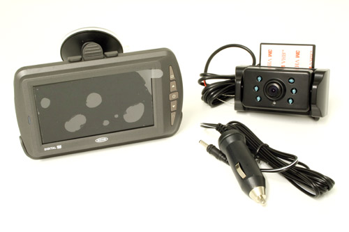 Wireless digital reversing view Camera